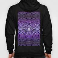 Floral Abstract Backgrou… Hoody