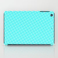 BLUE DOT iPad Case