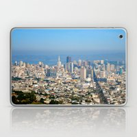 Twin Peaks, San Francisc… Laptop & iPad Skin