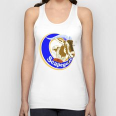 Scapegoat for Hire Unisex Tank Top