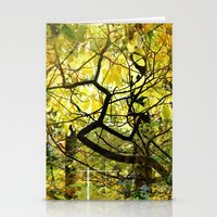 The Dense Forest Of Imag… Stationery Cards