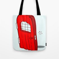 The Mediocre Entrance Of… Tote Bag