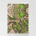 Beautiful morning Stationery Cards