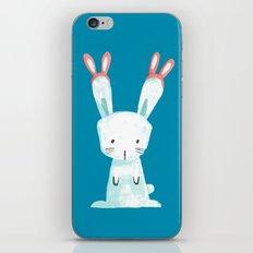Four Eared Bunny iPhone & iPod Skin