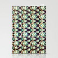 Jewels Pattern - For Iph… Stationery Cards