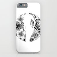Silent Beauty iPhone 6 Slim Case