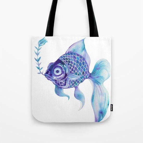 Baby Blue #5 Tote Bag
