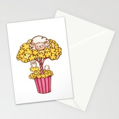 Popcorn Tree Stationery Cards