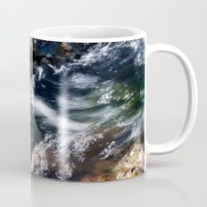 Water Flowing Over the Rocky Shallows Mug
