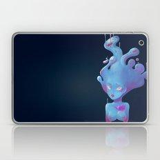 Sad Slime Girl Laptop & iPad Skin
