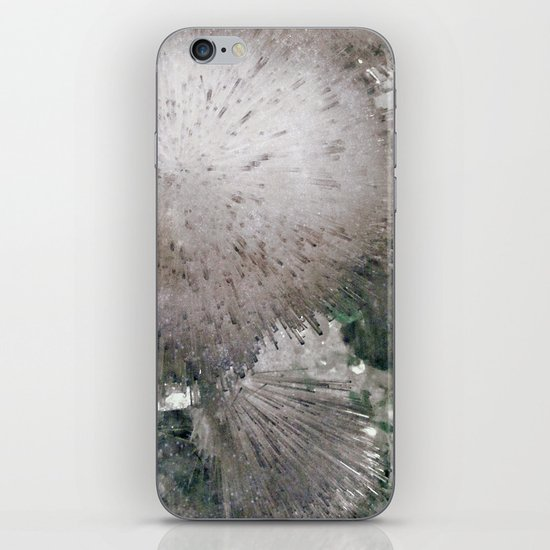 Furry Crystal  iPhone & iPod Skin