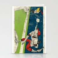 The Spitball Stationery Cards