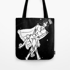 Space Queen Tote Bag
