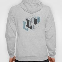 The Exploded Alphabet / L Hoody