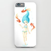 iPhone & iPod Case featuring Coral 2 by Freeminds
