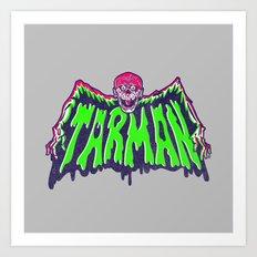 TarMan  Art Print