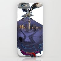 iPhone & iPod Case featuring THAT HAWK! by TATTZ4CARZ.COM