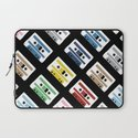 Rainbow Tapes 45 Laptop Sleeve
