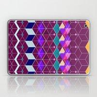 Cube Geometric IX Laptop & iPad Skin