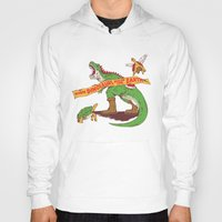 When Dinosaurs Ruled The… Hoody
