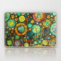 Ring Pattern 3 Laptop & iPad Skin