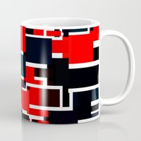 Black and Red Mug