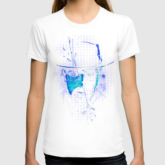 Mr. White (Crystal Blue) T-shirt