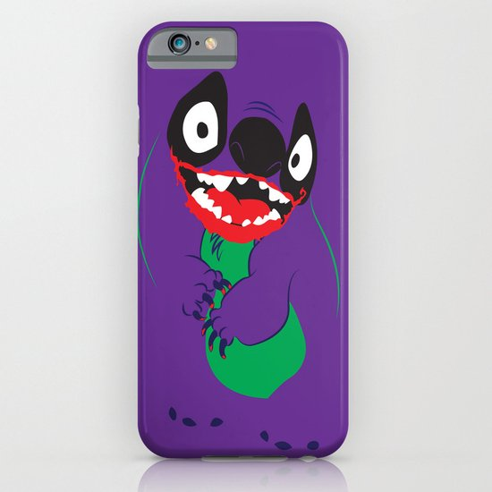 Why So Stitch? iPhone & iPod Case
