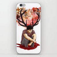 Madness iPhone & iPod Skin