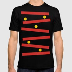 The Rise of Kong Mens Fitted Tee Black SMALL
