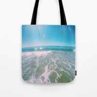 Santa Claus Lane Tote Bag