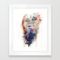 This Thing Called Art Is… Framed Art Print