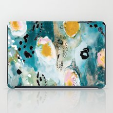 Emerald Wings iPad Case