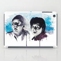 Doc & Marty iPad Case