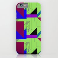 iPhone & iPod Case featuring basique by Diego Bellorin a.k.a EMPK