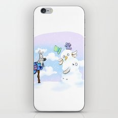 Holiday tradition   iPhone & iPod Skin
