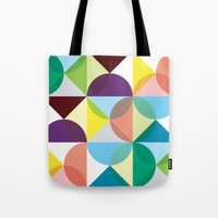 Geometry For Modern Hous… Tote Bag