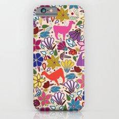 Peruvian Llamas Slim Case iPhone 6s