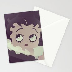 Betty Boop Stationery Cards