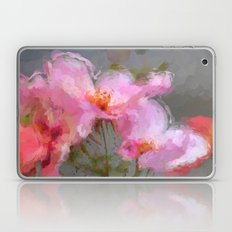 Oriental bloom Laptop & iPad Skin