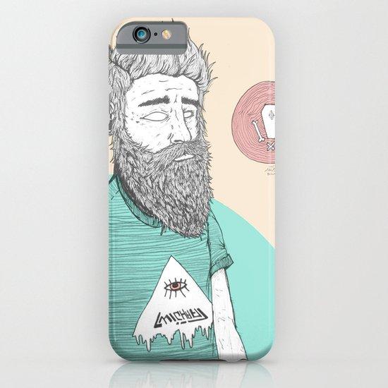 BEARDMAN iPhone & iPod Case