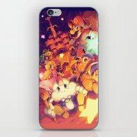 Super Mario RPG iPhone & iPod Skin