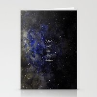 Stars Cant Shine Without… Stationery Cards