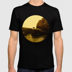 I am from Another Planet Mens Fitted Tee SMALL Black
