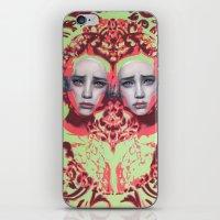 Amazon By Alex Garant iPhone & iPod Skin