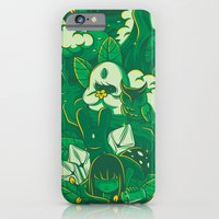 iPhone & iPod Case featuring Miracle of life by gebe