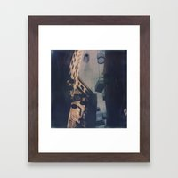 Forgotten Songs Framed Art Print