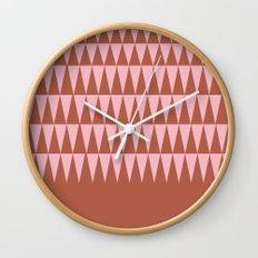 Dusk Forest Wall Clock