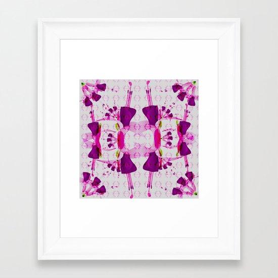 Fuchsia  Framed Art Print