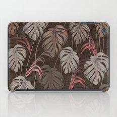Earthy Leaves  iPad Case